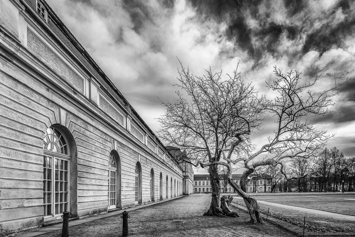 Schloss Charlottenburg, (Foto copyright - Frank Weber - Berlin - frankwwweber.de)
